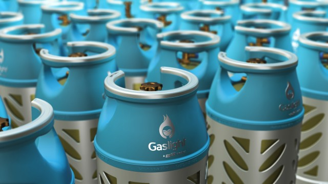 FLOGAS BRITAIN LAUNCHES INNOVATIVE 'GASLIGHT' LPG CYLINDER image 1