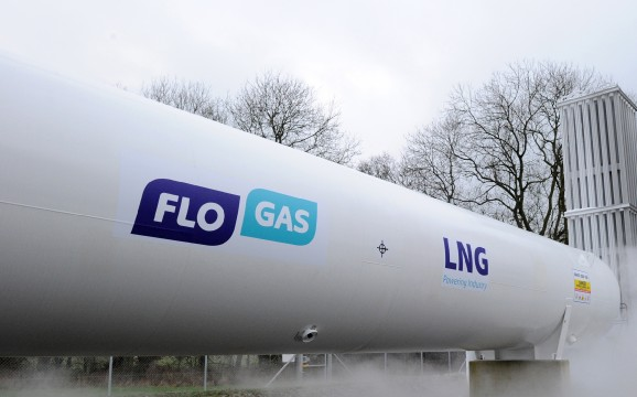 Flogas Takes First-Fill at new Isle of Grain LNG Terminal image 1