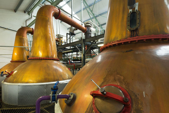 Whisky distilleries take their turn in the legislative queue image 2