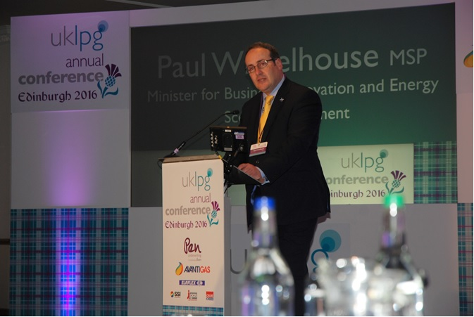 New Scottish Energy Minister Addresses UKLPG Conference in First Keynote Speech image 1