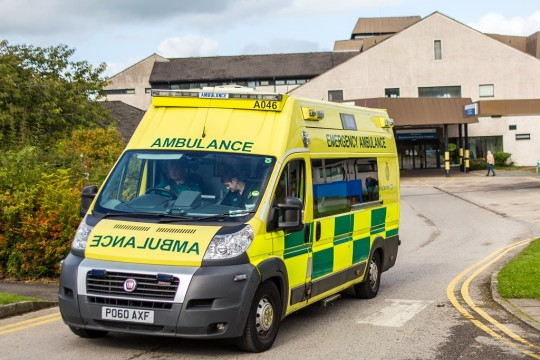 North West ambulance fleet steps on the gas with Flogas subsidiary image 1